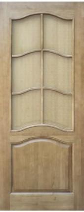 Дверь ДО 7 Светлый лак