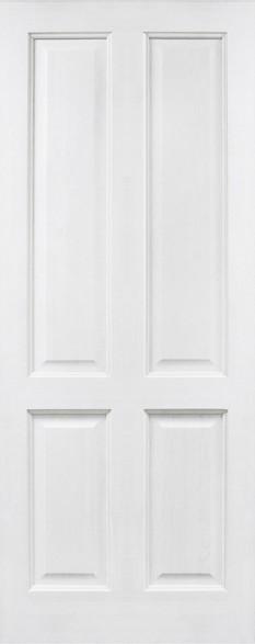 Дверь ДГ 15 Белый лоск