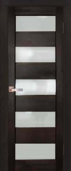 Дверь Модель №2 ДО Венге, мателюкс