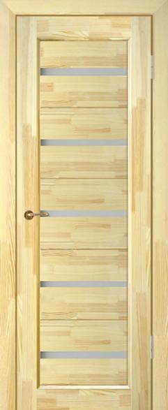 Дверь Вега 5 ЧО, неокрашенная