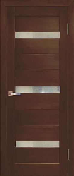 Дверь 2-60-1 ЧО Орех
