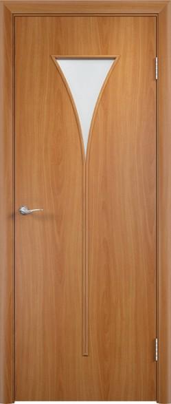 Дверь Verda ПО С4 Миланский орех