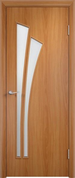 Дверь  ПО С7 Миланский орех