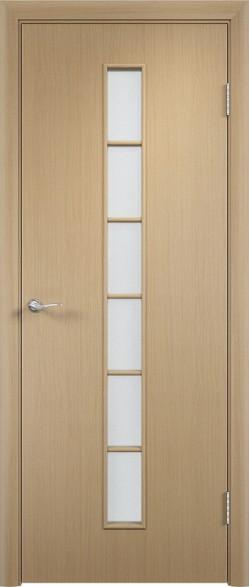Дверь Verda ПО С12 Беленый дуб
