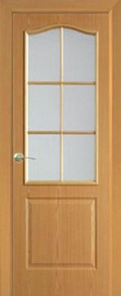 Дверь Классика ДО Миланский орех