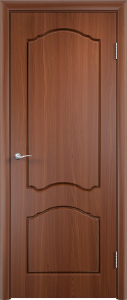 Дверь Лидия ДГ Итальянский орех