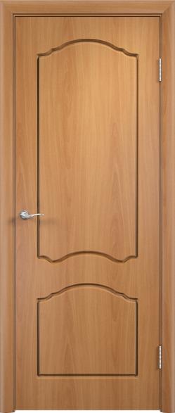 Дверь Орхидея ДГ Миланский орех