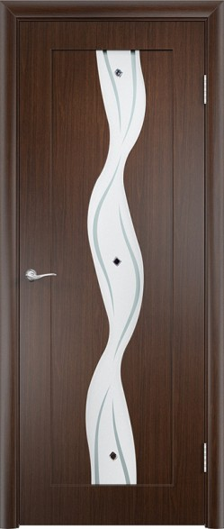 Дверь Вираж ДО Венге