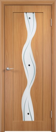 Дверь Вираж ДО Миланский орех