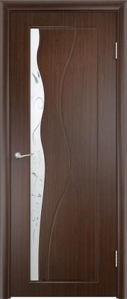 Дверь Бриз ДО Венге
