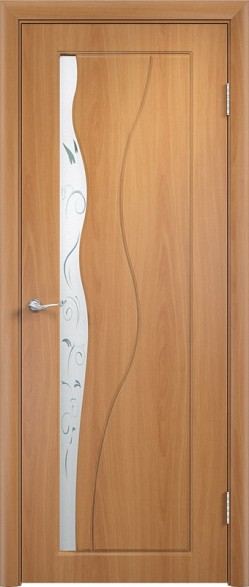 Дверь Бриз ДО Миланский орех