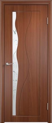 Дверь Бриз ДО Итальянский орех