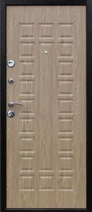 Дверь Йошкар с панелью Карпатская ель