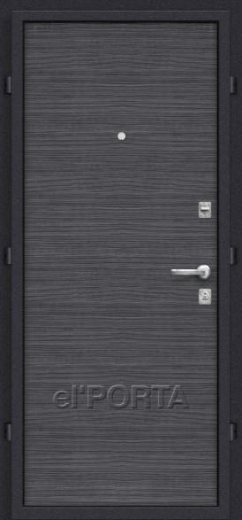 Дверь КОБРА BLACK WOOD