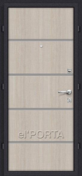 Дверь ЛАЙН CAPPUCCINO CROSSCUT