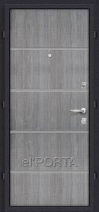 Дверь ЛАЙН GREY CROSSCUT