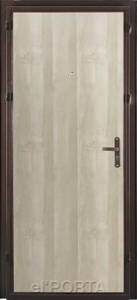 Дверь Ультра Лайт Беленый дуб