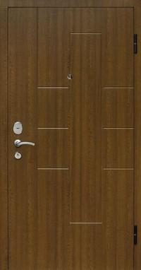 Входная дверь Linea wood oak