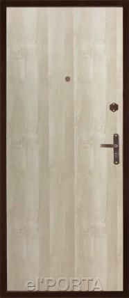 Дверь Ультра Про Беленый дуб