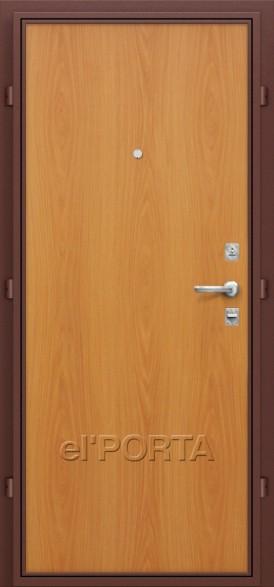 Дверь СТАНДАРТ Л-12 МИЛАНСКИЙ ОРЕХ