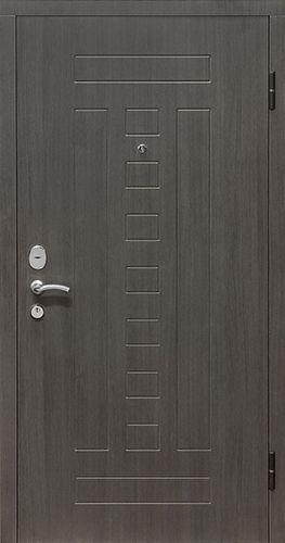 Входная дверь Linea wood tick