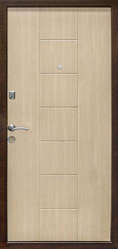 Входная дверь Linea steel